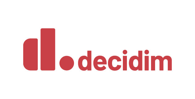 logo vector Decidim