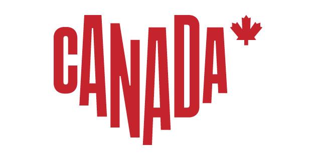 logo vector Destination Canada
