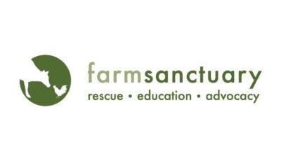 logo vector Farm Sanctuary