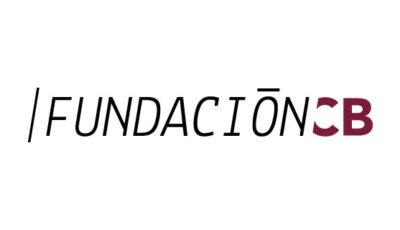 logo vector Fundación CB
