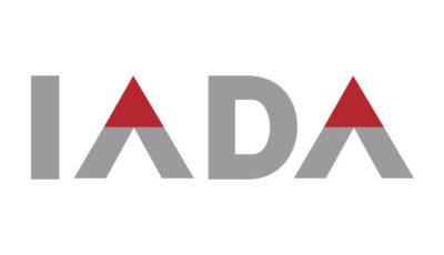 logo vector IADA