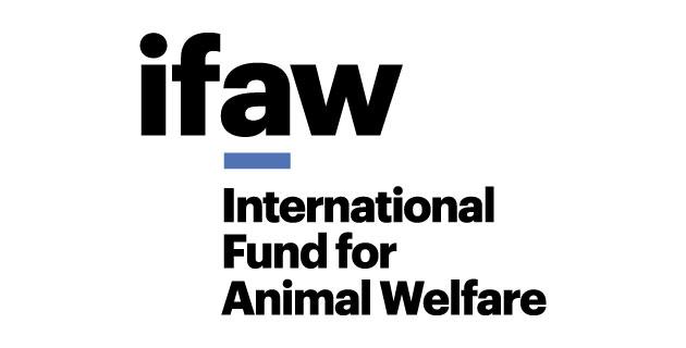 logo vector IFAW