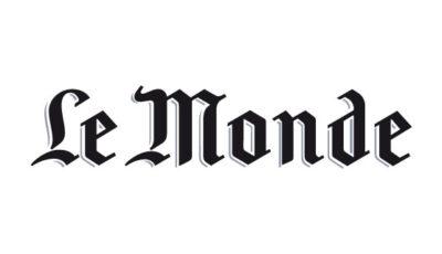 logo vector Le Monde