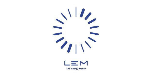 logo vector LEM