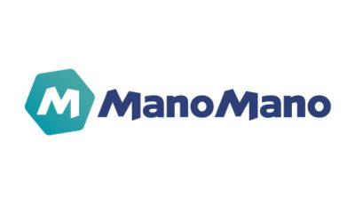 logo vector ManoMano