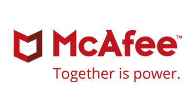 logo vector McAfee