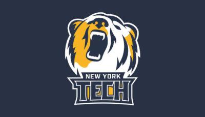 logo vector New York Tech Athletics