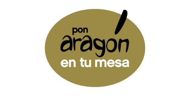 logo vector Pon Aragón en tu Mesa
