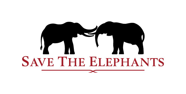 logo vector Save the Elephants