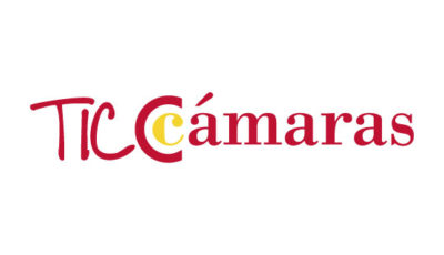logo vector TICCámaras