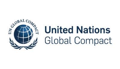 logo vector UN Global Compact