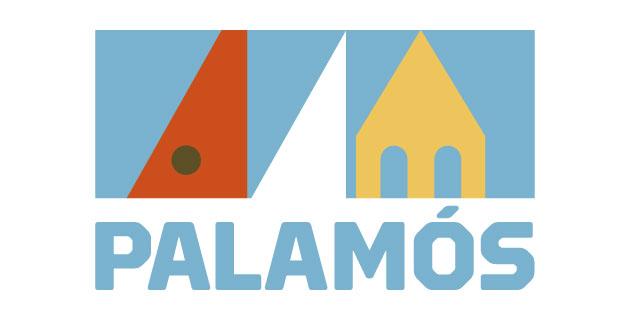 logo vector Visit Palamós