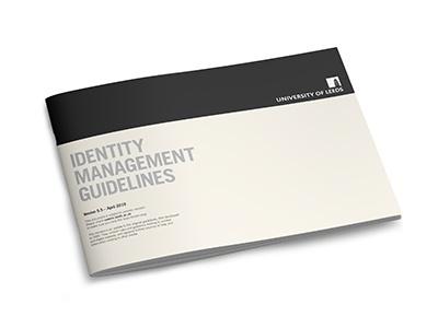 University of Leeds identity management guidelines