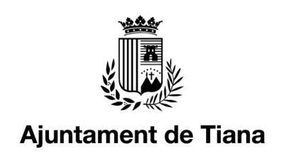 logo vector Ajuntament de Tiana