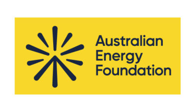 logo vector Australian Energy Foundation