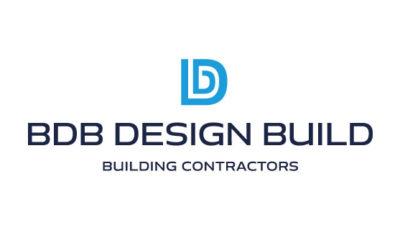 logo vector BDB Design Build