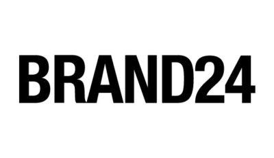 logo vector Brand24