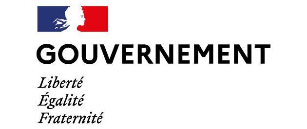 logo vector Gouvernement de la République française