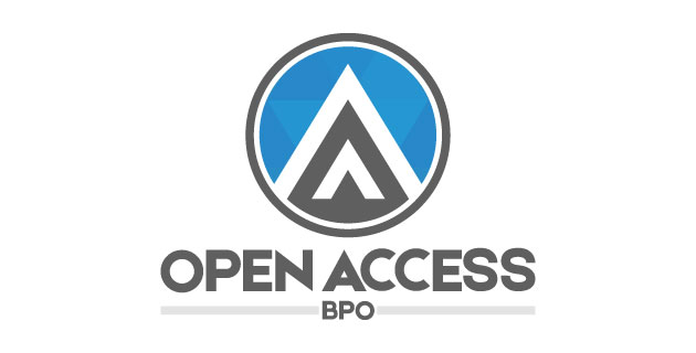 logo vector Open Access BPO