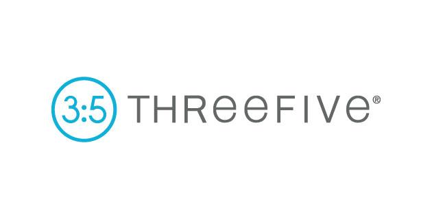 logo vector Threefive