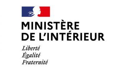 logo vector Ministère de l'Intérieur