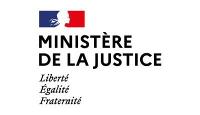 logo vector Ministère de la Justice