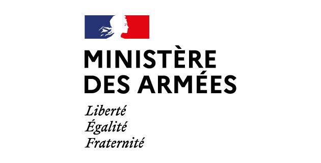 logo vector Ministère des Armées