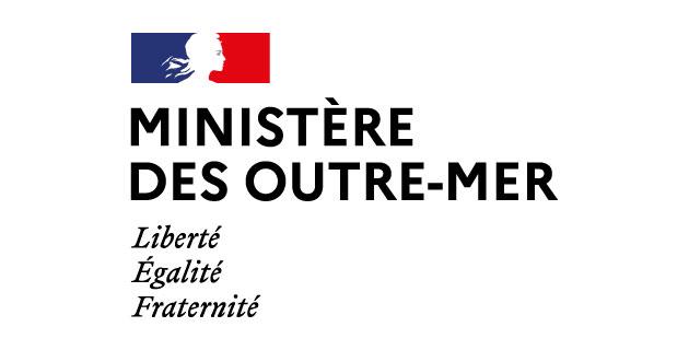 logo vector Ministère des Outre-mer