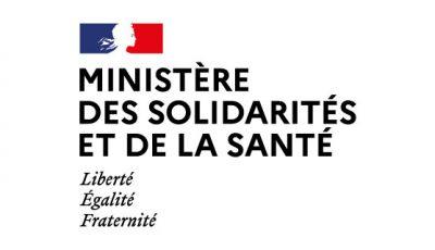 logo vector Ministère des Solidarités et de la Santé