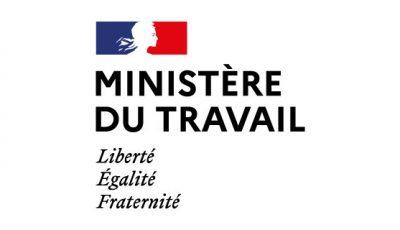 logo vector Ministère du Travail