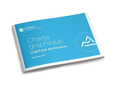 Région Auvergne-Rhône-Alpes charte graphique