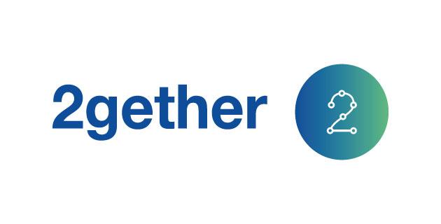 logo vector 2gether Bank