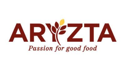 logo vector ARYZTA