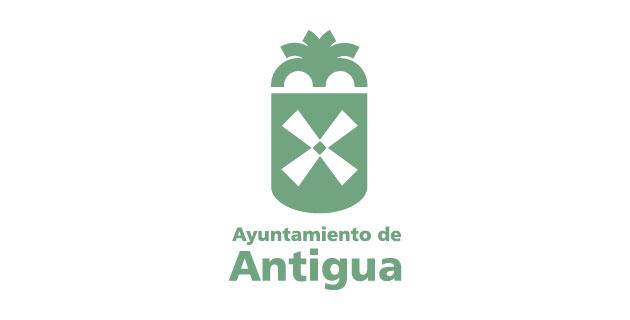 logo vector Ayuntamiento de Antigua