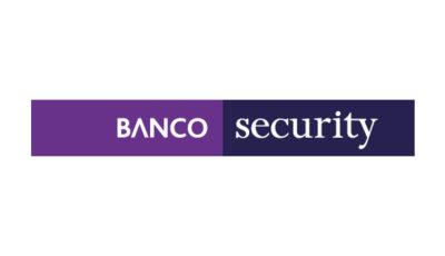 logo vector Banco Security