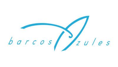 logo vector Barcos Azules