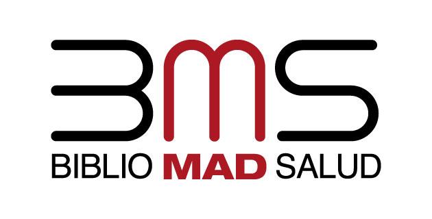 logo vector BiblioMadSalud