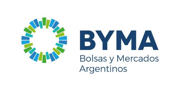logo vector BYMA
