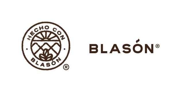 logo vector Café Blasón