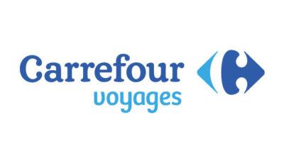 logo vector Carrefour Voyages