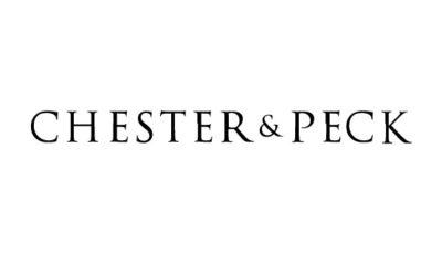 logo vector Chester & Peck