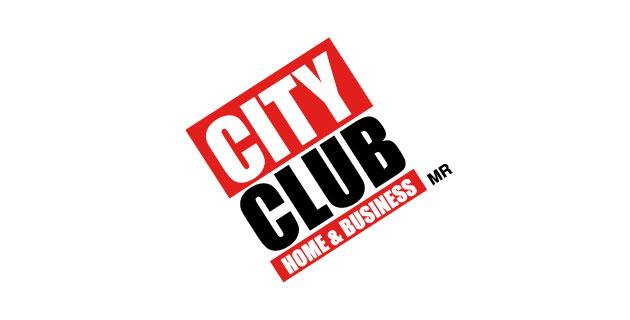 logo vector City Club