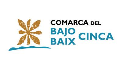 logo vector Comarca del Bajo Baix Cinca