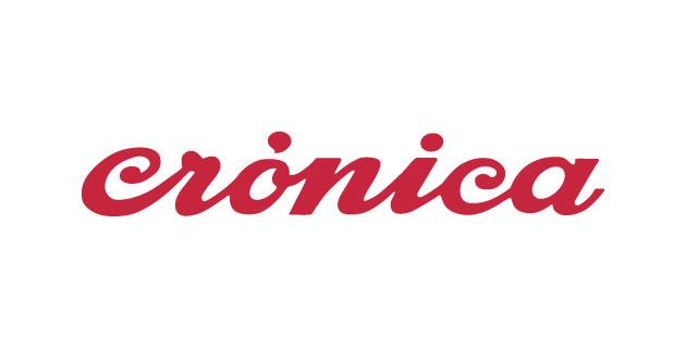 logo vector Crónica