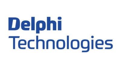 logo vector Delphi Technologies