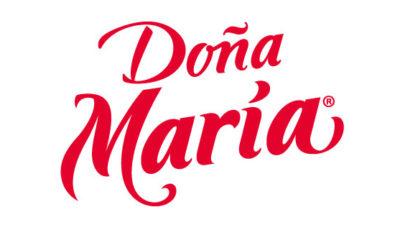 logo vector Doña María