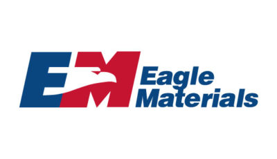 logo vector Eagle Materials