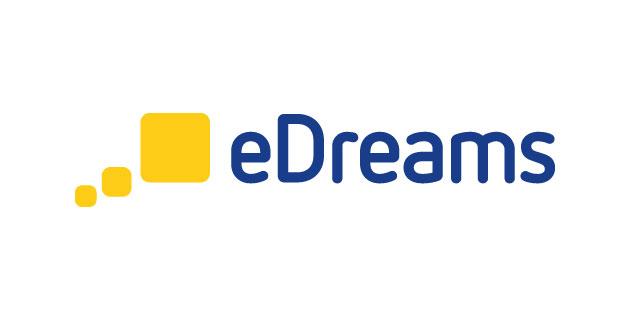 logo vector eDreams