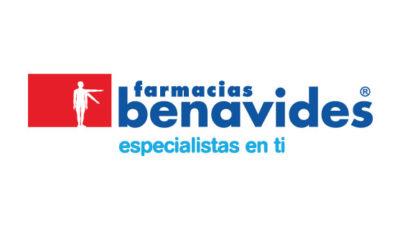 logo vector Farmacias Benavides