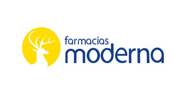 logo vector Farmacias Moderna